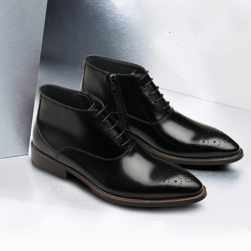 Danh mục các mẫu boot - giày cao cổ nam