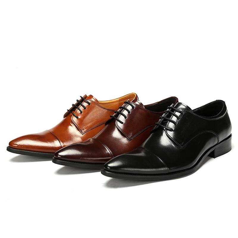Danh mục các mẫu giày buộc dây công sở nam