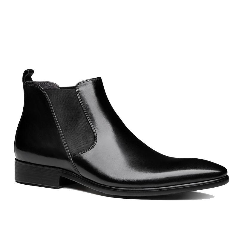 Giày cao cổ chelsea boots đẹp