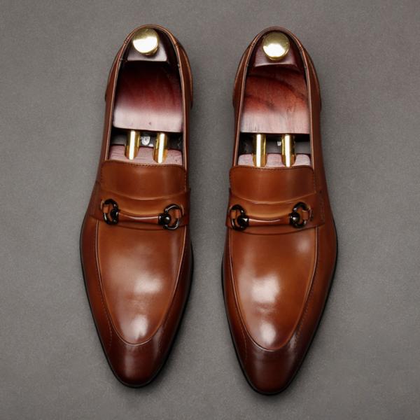 giày da nam công sở xịn