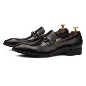 Giày da nam không dây đẹp