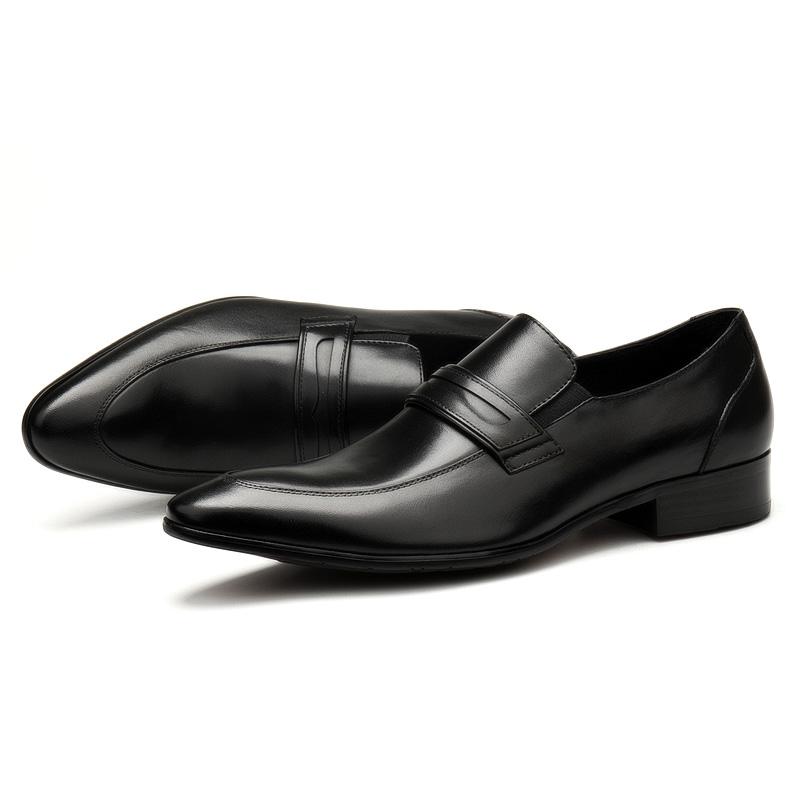 giày nam công sở da bò đẹp