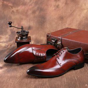 giày nam công sở trẻ trung