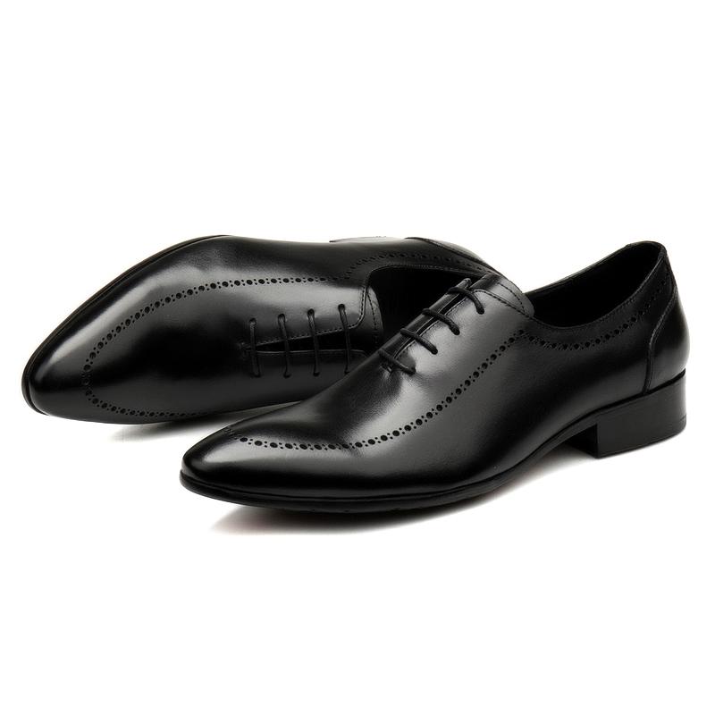 Giày tây đục lỗ đẹp