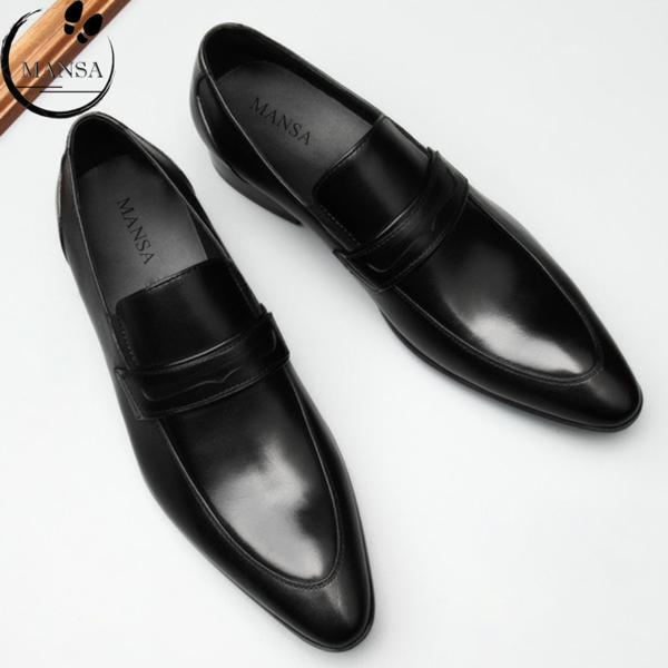 giày tây nam đẹp mẫu mới ra