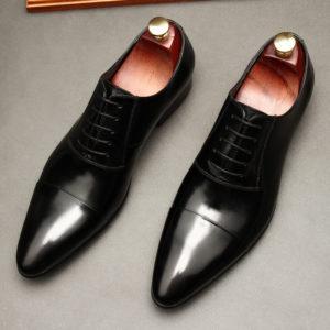 mẫu giày tây nam đẹp oxford