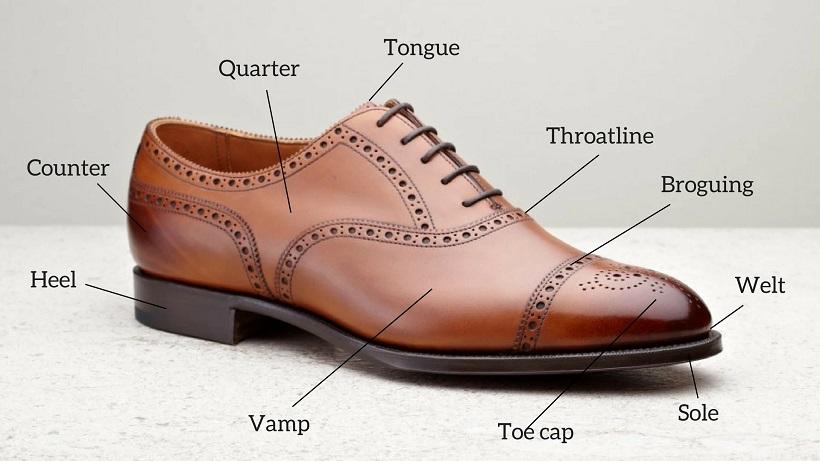 giày tây nam chuẩn đẹp