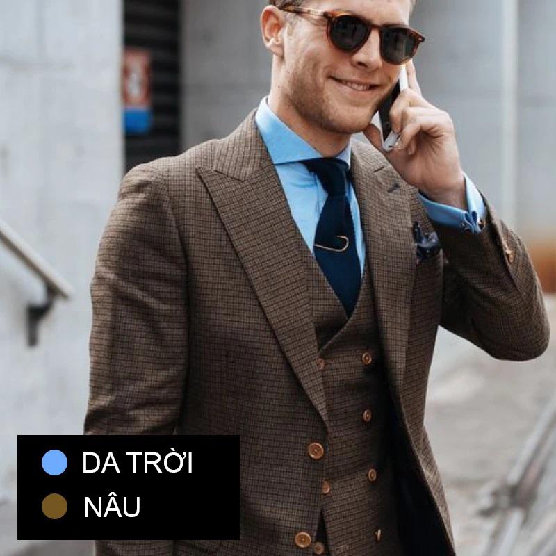 Phối đồ theo màu sắc trang phục 3