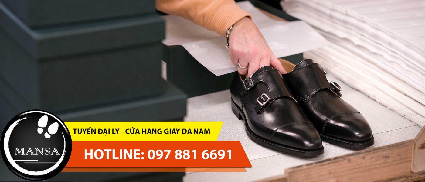 Xưởng giày da nam uy tín