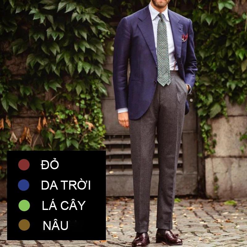 Phối đồ theo màu sắc trang phục 9