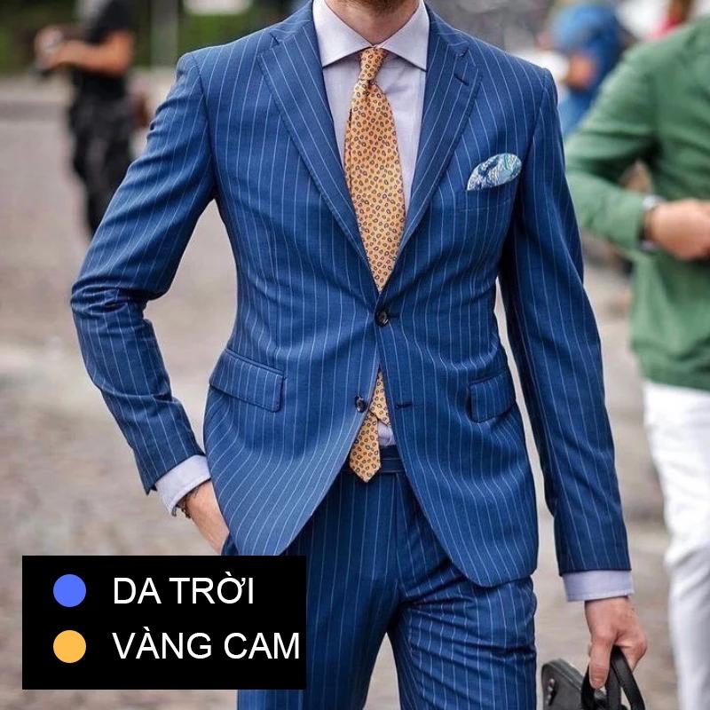 Phối đồ theo màu sắc trang phục 8