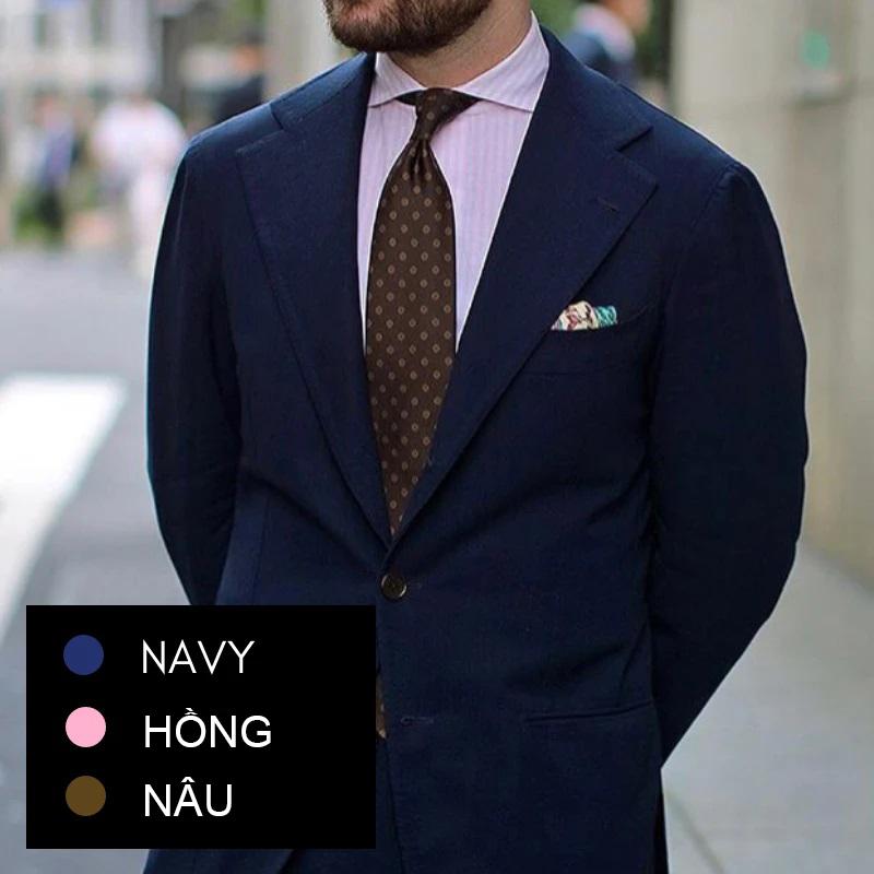 Phối đồ theo màu sắc trang phục 13