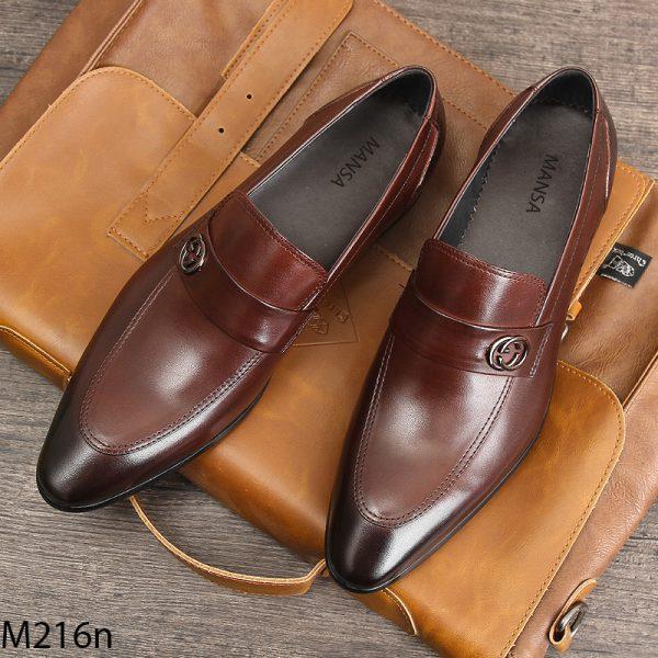 giày nam da bò đẹp dành cho công sở