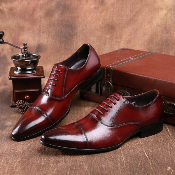 shop giày tây nam công sở đẹp tại hcm
