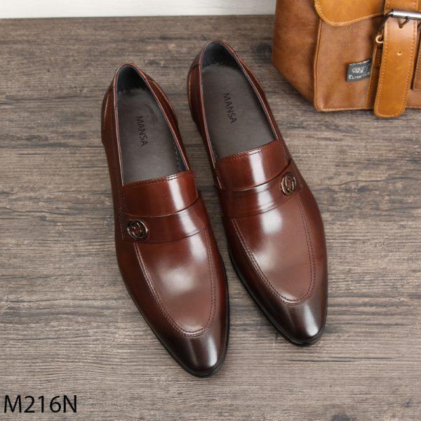 giày lười nam đẹp sang trọng