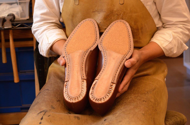 giày tây nam gia công