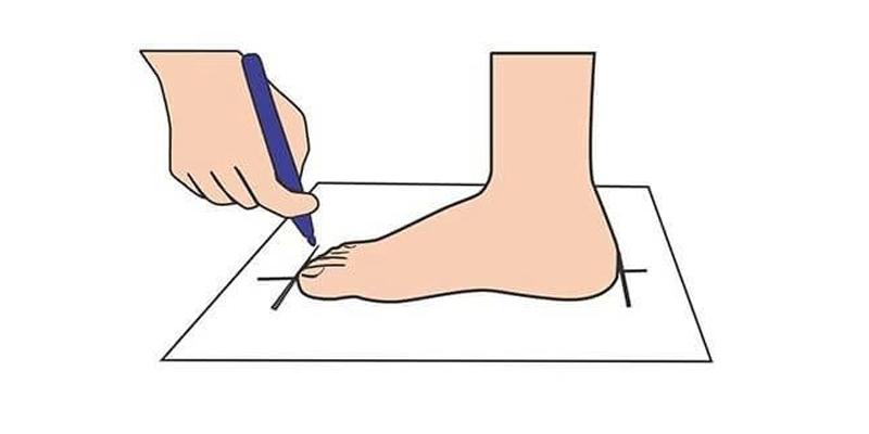 Hướng dẫn đo chân chọn size giày tây chuẩn nhất
