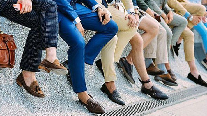 Lưu ý quan trọng khi chọn giày lười cho nam