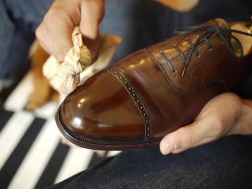 bảo dưỡng giày da tại hà nội