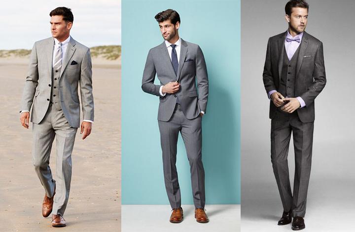 Vest luôn là trang phục dễ mặc nhất với giày tây