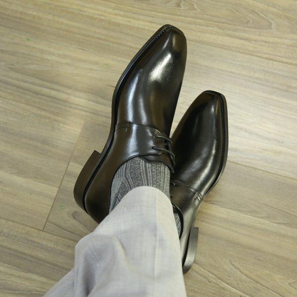 giày tây nam đế mềm êm chân