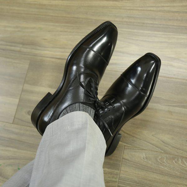 những mẫu giày form ý sang trọng