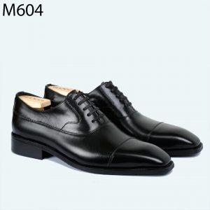 giày tây nam đế mềm m604