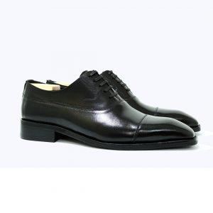 giày tây buộc dây mũi vuông cao cấp